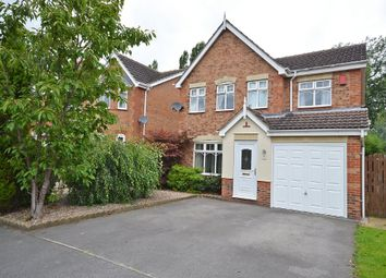 Thumbnail 4 bed detached house for sale in Thornes Moor Road, Wakefield