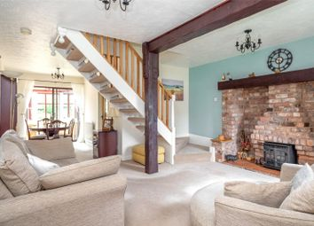 Thumbnail 3 bed detached house for sale in Danes Court, Riccall, York, North Yorkshire
