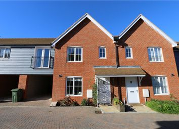 Thumbnail 3 bed end terrace house for sale in Tate Close, Romsey, Hampshire
