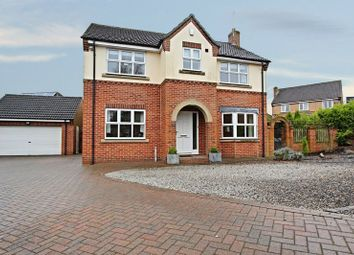 Thumbnail 4 bed detached house for sale in The Stray, South Cave, Brough