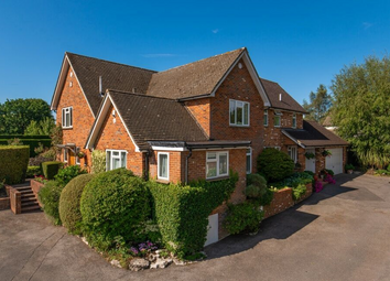 Thumbnail 4 bed detached house for sale in Village Road, Coleshill