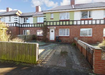 Thumbnail 3 Bed Terraced House For Sale In Musgrave Gardens Gilesgate Durham