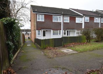Thumbnail 3 bed end terrace house for sale in Swanstand, Letchworth Garden City, Hertfordshire