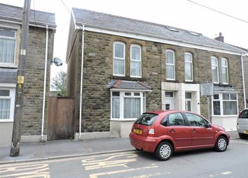 Thumbnail 3 bed semi-detached house for sale in Station Road, Tirydail, Ammanford
