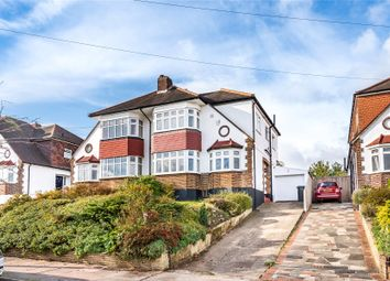 Thumbnail 3 bed semi-detached house for sale in Keswick Road, West Wickham