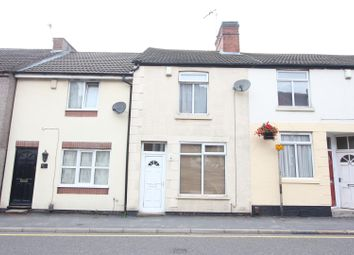 2 bed terraced house for sale in High Street, Barwell, Leicester LE9