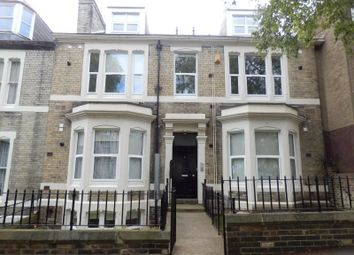 Thumbnail 1 bedroom flat to rent in Hawthorn Terrace, Newcastle Upon Tyne