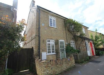 Thumbnail 2 bed cottage to rent in Church Street, Shillington, Hitchin