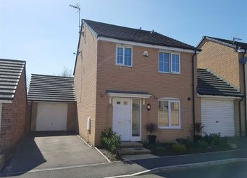 Thumbnail 3 bed detached house for sale in Golwg Y Coed, Barry