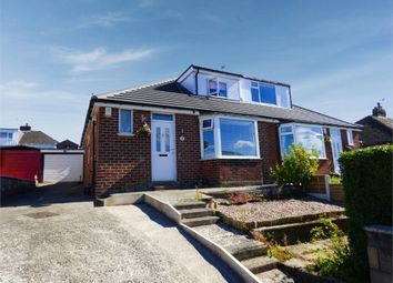 Thumbnail 3 bed semi-detached bungalow for sale in Hazel Grove, Blackburn, Lancashire