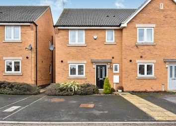 Thumbnail 3 bed end terrace house for sale in Templeton Close, Mickleover, Derby
