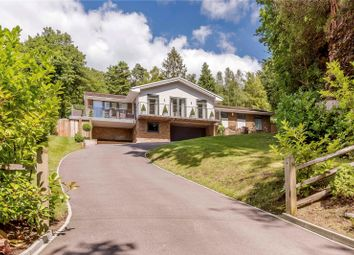 Thumbnail 4 bed detached house for sale in Chalkways, Kemsing, Sevenoaks, Kent
