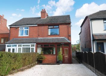 Thumbnail 2 bed semi-detached house for sale in Fowlers Lane, Light Oaks, Stoke-On-Trent