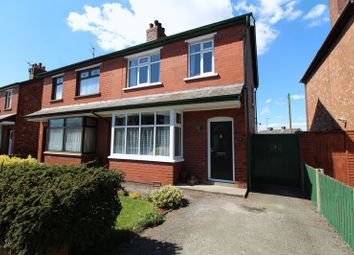Thumbnail 3 bed semi-detached house for sale in Westhead Road, Croston, Leyland