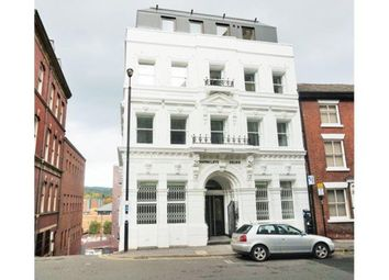 Thumbnail 1 bed flat to rent in Wharncliffe House, Bank Street, Sheffield