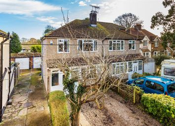 3 bed semi-detached house for sale in Redehall Road, Smallfield, Horley, Surrey RH6
