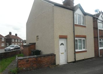 Thumbnail 3 bedroom end terrace house to rent in Queen Marys Road, New Rossington, Doncaster