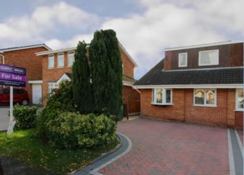 Thumbnail 4 bed semi-detached house for sale in Idonia Road, Wolverhampton