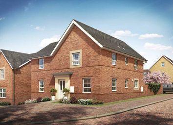 "Thumbnail 4 bed detached house for sale in ""Alderney"" at Briggington, Leighton Buzzard"