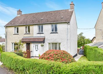 Thumbnail 3 bedroom semi-detached house for sale in Bamford Park, Dundrod, Crumlin