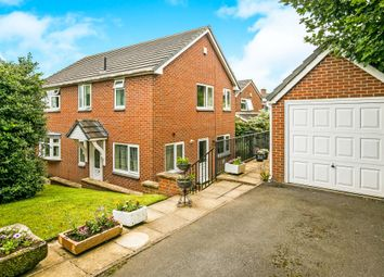 Thumbnail 4 bedroom detached house for sale in Mercer Close, Malpas