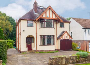 Thumbnail 4 bed detached house for sale in Moseley Wood Lane, Cookridge