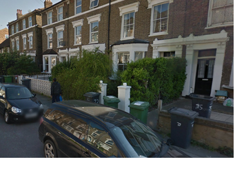 Thumbnail 3 bed flat to rent in Endwell Road, Brockley