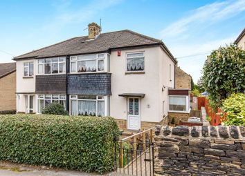 Thumbnail 3 bed semi-detached house for sale in Clarke Street, Calverley, Pudsey