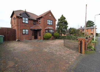 Thumbnail 4 bed detached house for sale in Walkeringham Road, Beckingham, Doncaster