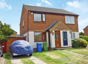 Thumbnail 2 bed semi-detached house for sale in Chaffes Terrace, Sittingbourne, Kent
