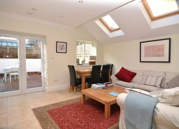 Thumbnail 2 bed flat to rent in Lilyville Road, London