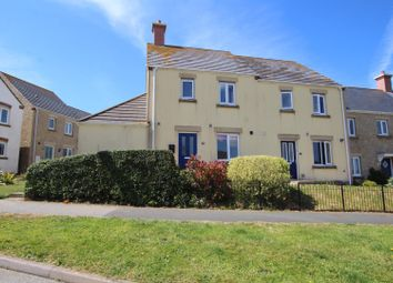 Thumbnail 3 bed end terrace house for sale in Pasmore Road, Helston