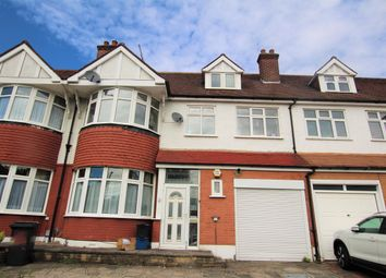 Thumbnail 6 bed end terrace house to rent in Sylvan Road, London