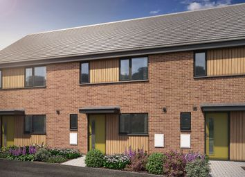 Thumbnail 3 bed terraced house for sale in Swans Nest, Brandon Road, Swaffham