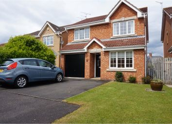 Thumbnail 4 bed detached house for sale in Cedar Grove, Blyth