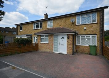 Thumbnail 3 bed semi-detached house to rent in Wellington Drive, Bracknell