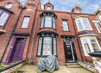 Thumbnail 5 bed terraced house for sale in Gladstone Street, The Headland, Hartlepool
