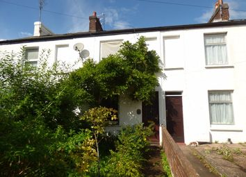 Thumbnail 2 bed terraced house for sale in Well Street, Exeter