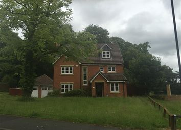 Thumbnail 5 bed detached house to rent in Beechwood Park Drive, Derby