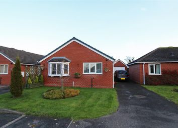 Thumbnail 2 bed detached bungalow for sale in Arden Close, Wem, Shropshire