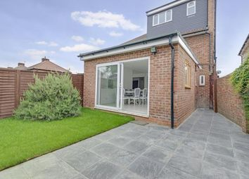Thumbnail 4 bed semi-detached house for sale in Pennine Drive, Cricklewood, London