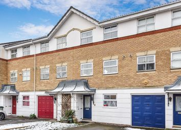 Thumbnail 4 bedroom terraced house for sale in Montana Gardens, London