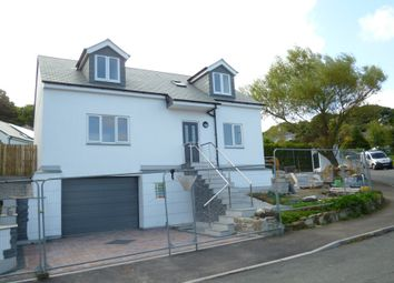 Thumbnail 3 bed detached house for sale in St. Golder Road, Newlyn, Penzance