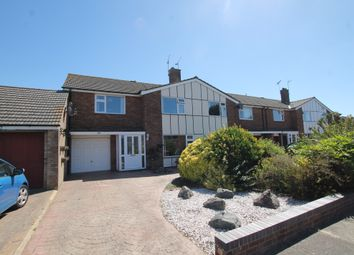Thumbnail 3 bed terraced house for sale in Wentworth Drive, Felixstowe
