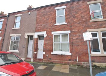 Thumbnail 2 bed terraced house for sale in Greystone Road, Carlisle