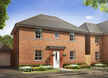 "Thumbnail 3 bed detached house for sale in ""Buchanan"" at Hemfield Court, Makerfield Way, Ince, Wigan"