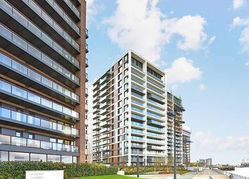Thumbnail 1 bed flat to rent in Biring House, Waterfront 2, Royal Arsenal Riverside, London