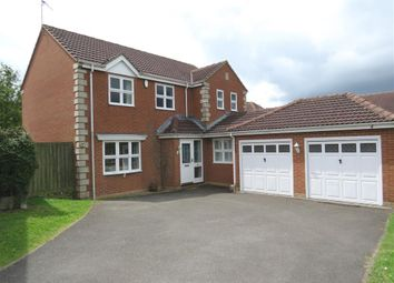 Thumbnail 4 bed detached house for sale in Countryman Way, Markfield