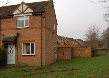 Thumbnail 1 bed semi-detached house to rent in Winchester Way, Sleaford