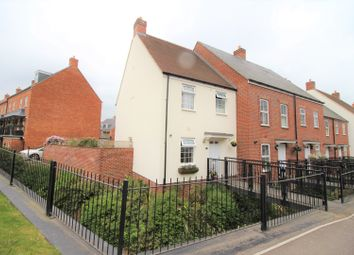 Thumbnail 3 bedroom end terrace house for sale in Hicks Road, St. Albans
